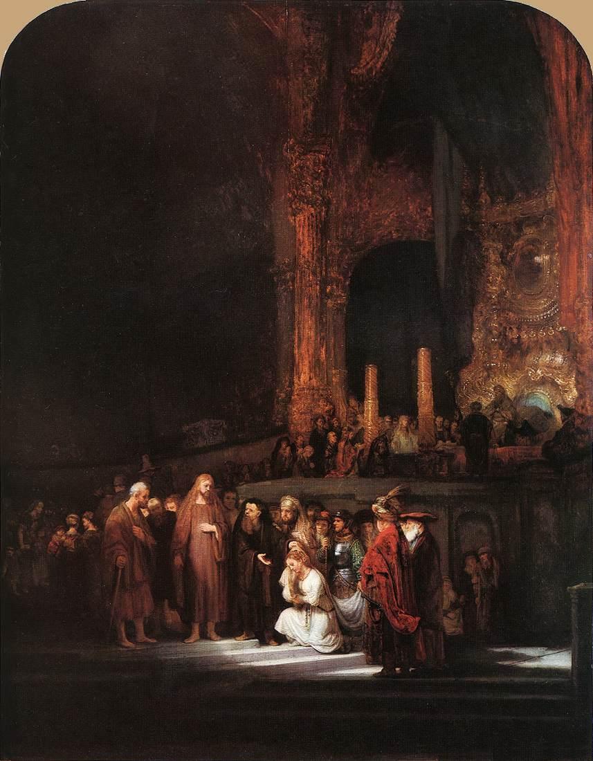 Rembrant Harmenson van Rijn Rembrandt-010